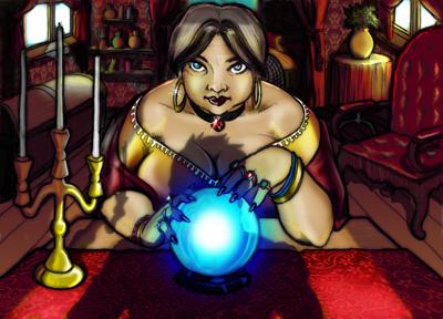Era of the Beast - Livre dont vous êtes le héros électronique (Unity) Marta